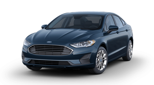 New 2020 Ford Fusion SE Sedan for Sale in Alpena, MI near Rogers City